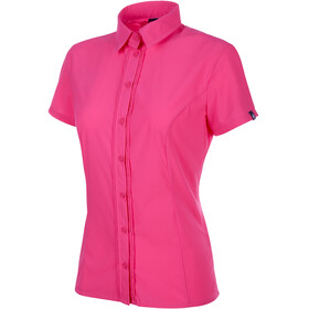 Mammut Trovat Light t-shirt Dames roze